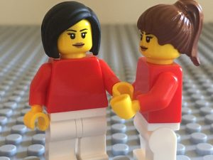 coaching de equipos lego