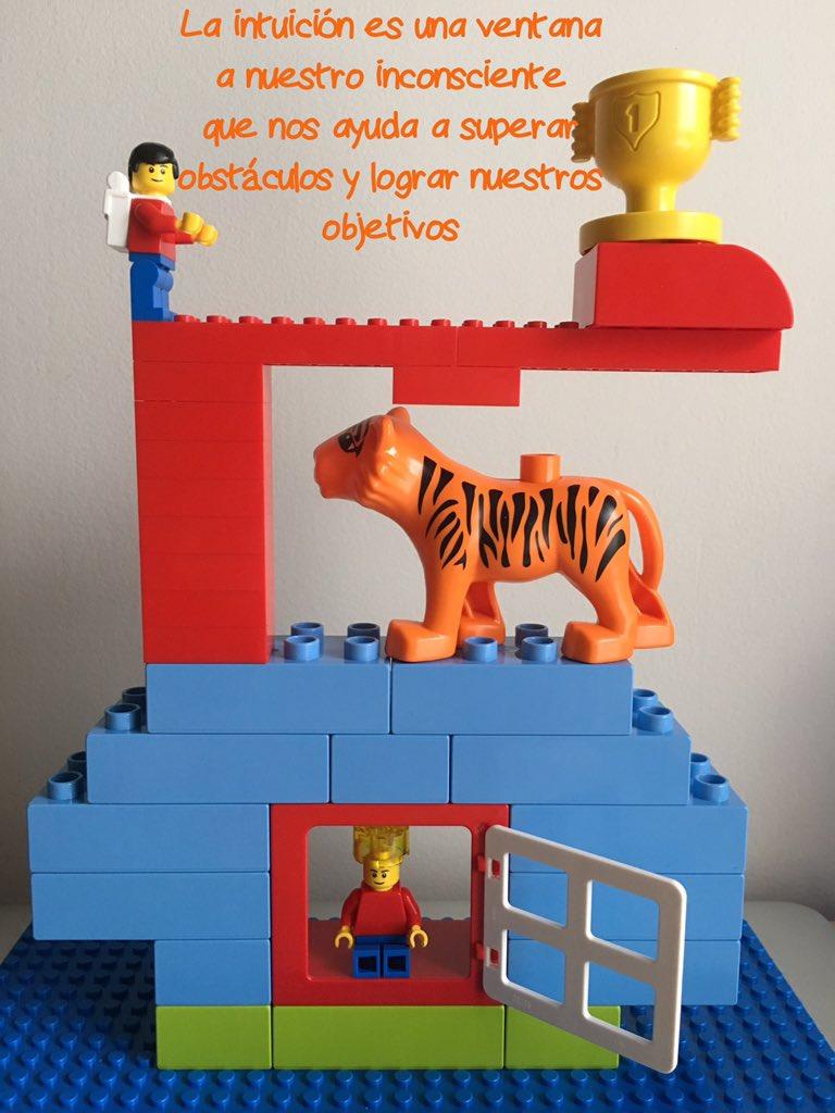 Lego intuición
