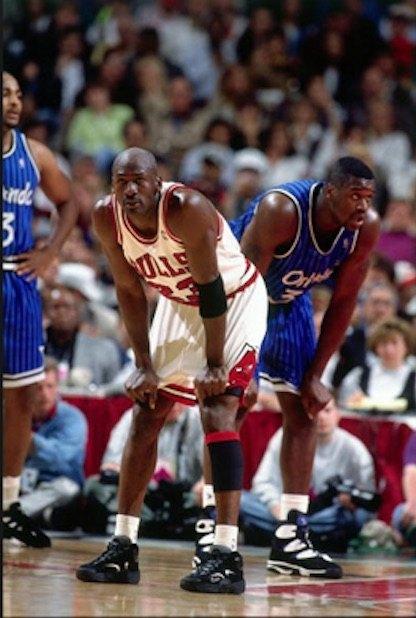 Derrota Jordan - Orlando
