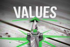 valores integridad dirección