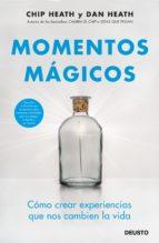 libro momentos mágicos