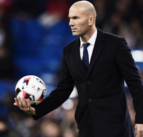 Motivación y liderazgo: Zidane