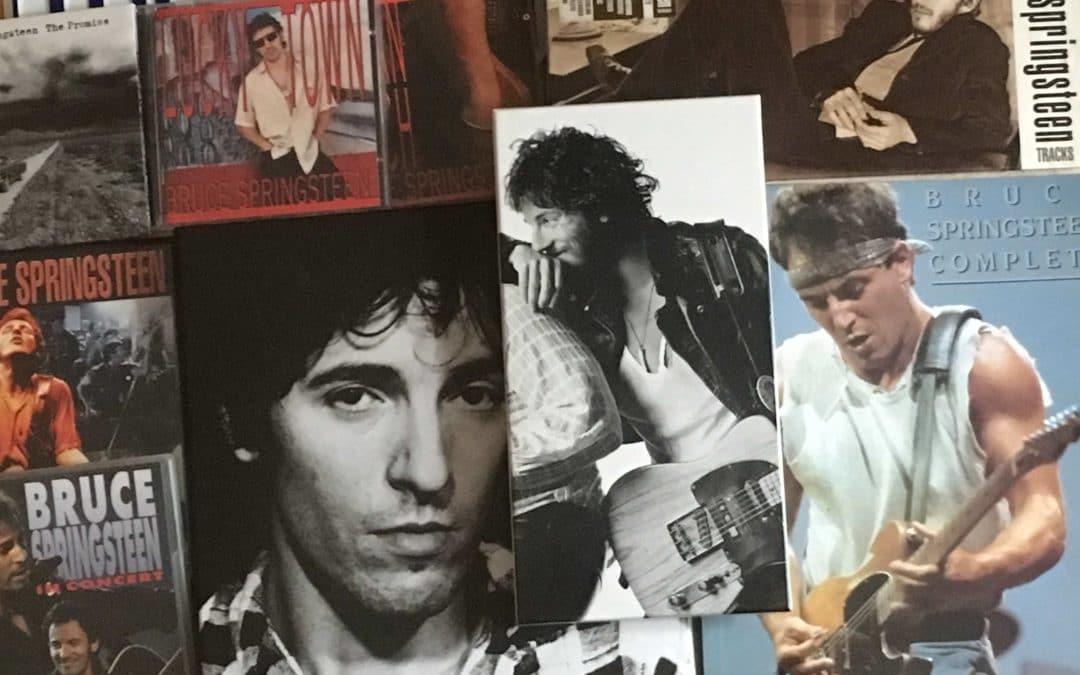 ¿Cómo Bruce Springsteen se convirtió en mi coach personal?