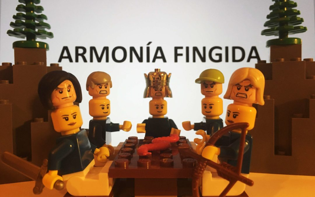 Lego Serious Play y la cultura justa