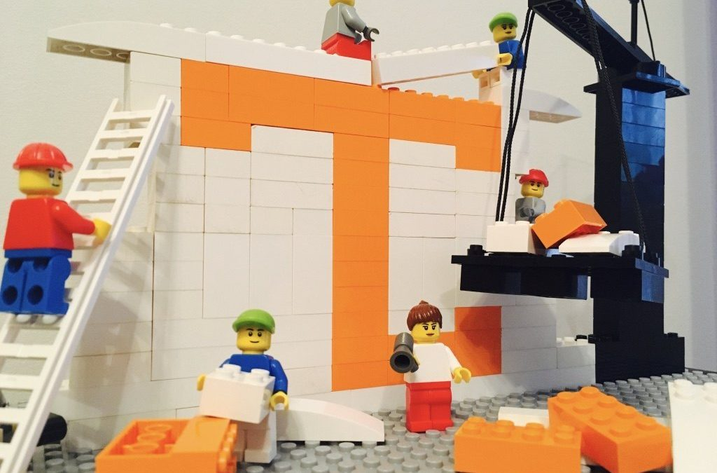 Construyendo equipos con Lego® Serious Play®