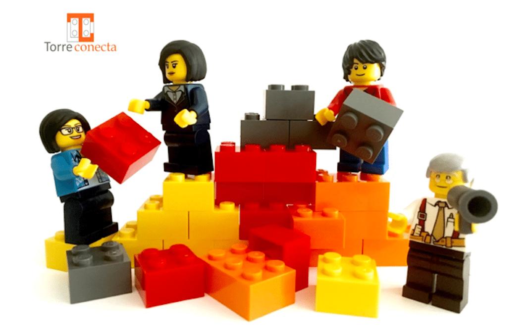¿Cómo crear una dinámica de team building con Lego Serious Play?