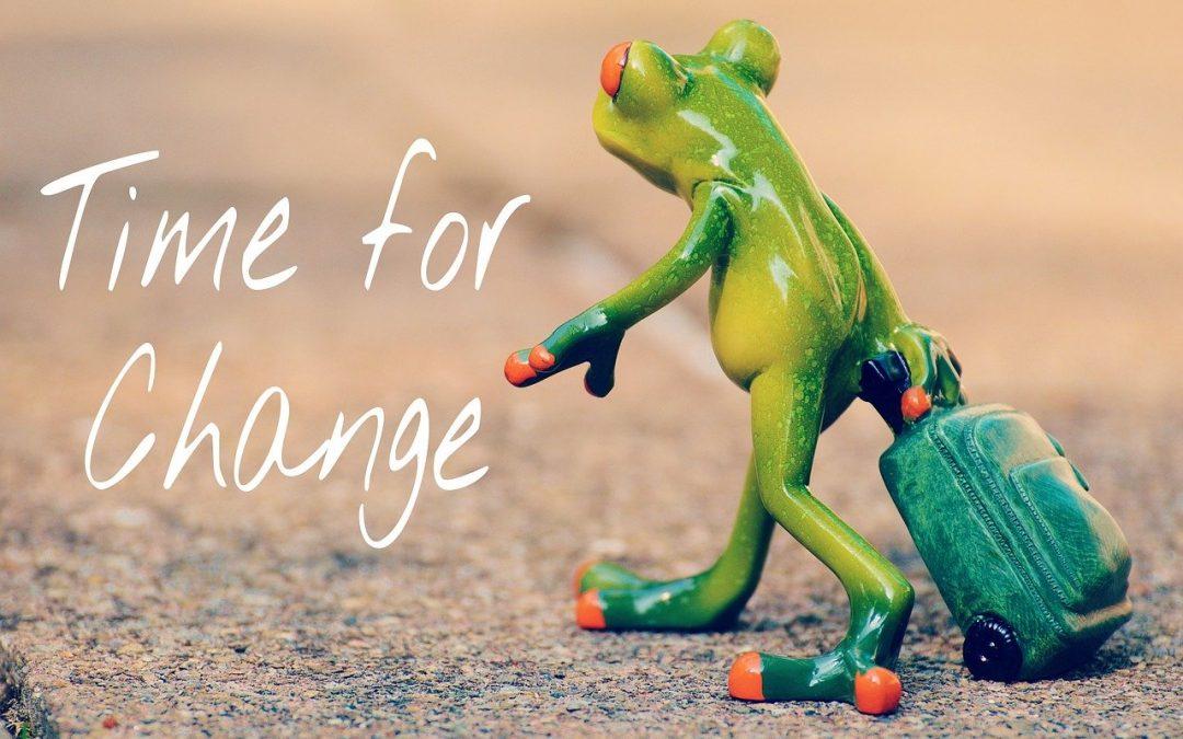 La gestión del cambio: cuando volvamos…