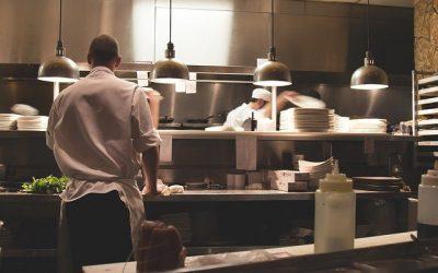 En la cocina se forja la confianza de un equipo.